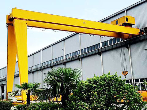 4 ton semi gantry crane for sale